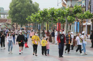 上海ディズニーランドが営業再開