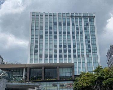 客室カーテンを「ドット絵」風に 仙台ホテルの粋なメッセージに反響「すばらしい」