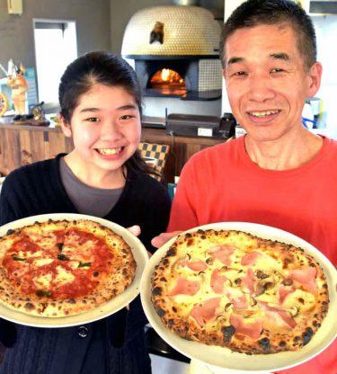 妻の愛したピザをひとり親家庭に 店主、同じ境遇「心細さ分かった」
