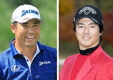 ゴルフ、松山と石川がコロナ支援