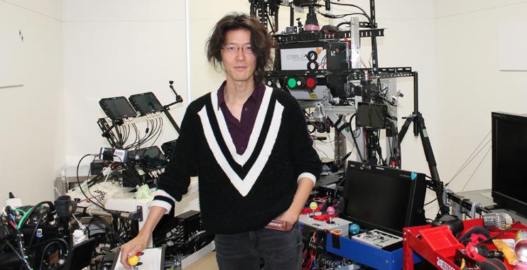 自治医科大学教授の西村智さん