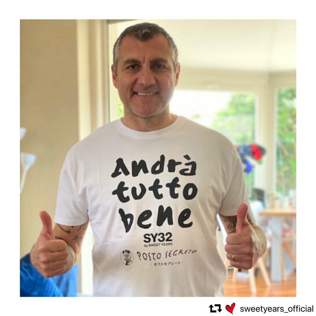 サッカー元イタリア代表のヴィエリ氏