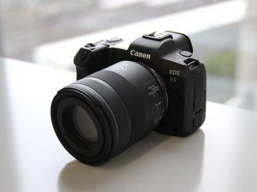 キヤノン、約4500万画素・最高約20コマ/秒連写と8K動画撮影を実現したフルサイズミラーレスカメラ「EOS R5」を発売