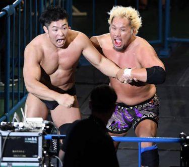 新日本プロレスついに有観客試合再開!観衆は大声出せず拍手で応援