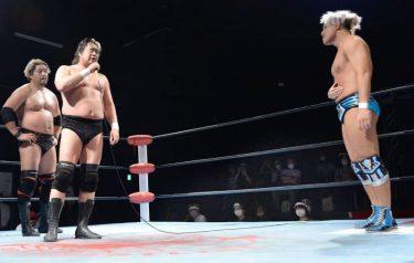全日本、112日ぶりに有観客試合再開 三冠王者・諏訪魔「幸せだよ」