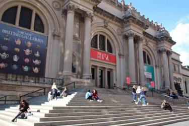 NYメトロポリタン美術館 8月29日より週5日で再開
