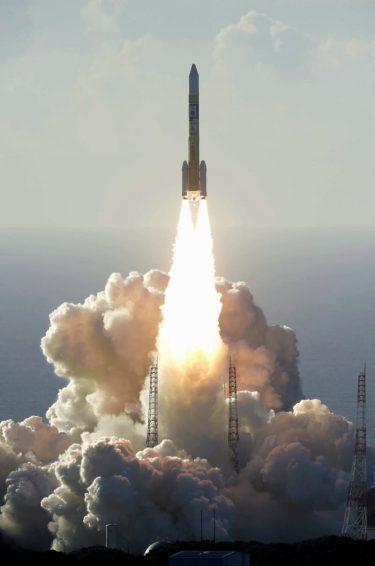 UAE火星探査機を打ち上げ