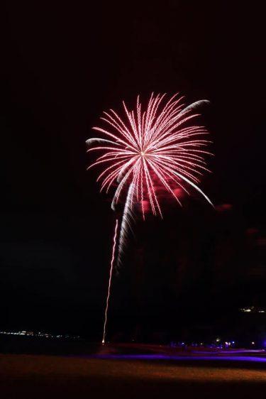 日本三景で打ち上げ花火、場所告知せず休日に 天橋立で「3密」回避し「エール」
