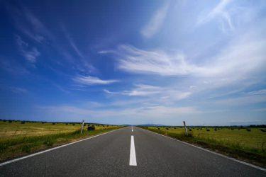 何もないのに満たされる… あるライダーの心を打った「これぞ北海道」な風景がこちら
