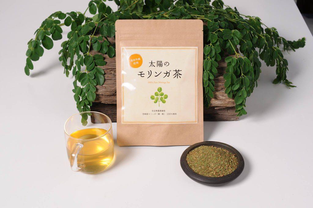 太陽のモリンガ本舗の「太陽のモリンガ茶」