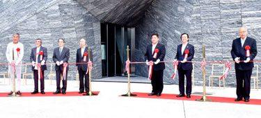 角川武蔵野ミュージアムがプレオープン 美術館や図書館を融合「連想楽しむ見たことない組み合わせを」