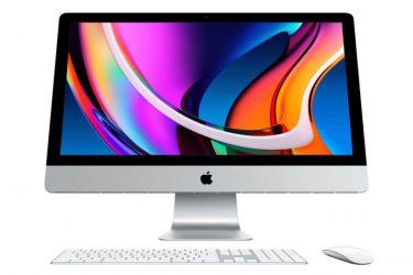 新「iMac 27インチモデル」登場 SSD標準搭載、前面カメラを高画質化
