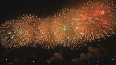 「た~まや~」大音量と大画面映像、映画館で日本屈指の花火大会を体感しよう!