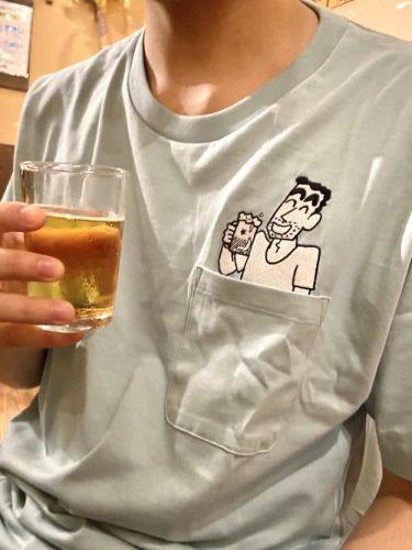 """「これは癒される…!」グラニフの""""クレしんTシャツ""""が可愛すぎて爆買いした。"""
