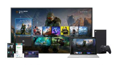 MicrosoftがXbox Series Xとともに登場する新たなXbox体験を披露