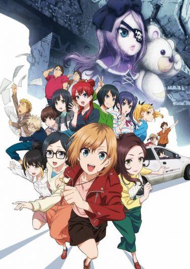 """劇場版『SHIROBAKO』""""パワーアップ版""""の再上映が決定。リマスター+特別映像で8/28から"""