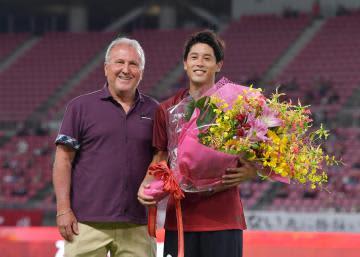 J1鹿島・内田篤人、現役引退 「全ての人に感謝」