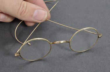ガンジーの眼鏡に3600万円