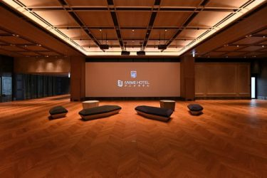 KADOKAWA、ところざわサクラタウンに「EJアニメホテル」を開業 コンテンツの世界観を演出する体験型ホテル