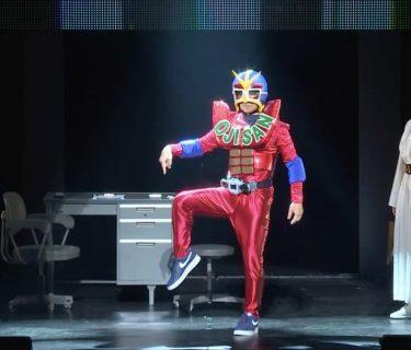 内村光良と10年ぶりにコント共演のウド鈴木「テルの一声 聞ける幸せ」と喜びのコメント