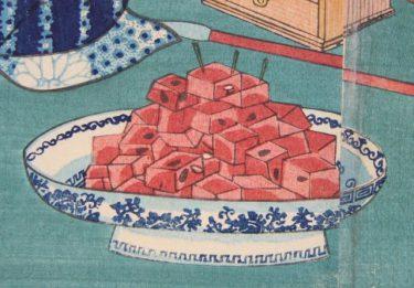 江戸時代にもカットスイカが存在した! 浮世絵を通して再発見する日本のスイカの食べ方