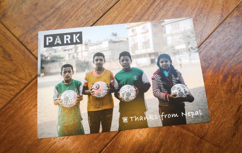 PARKSCCポストカード