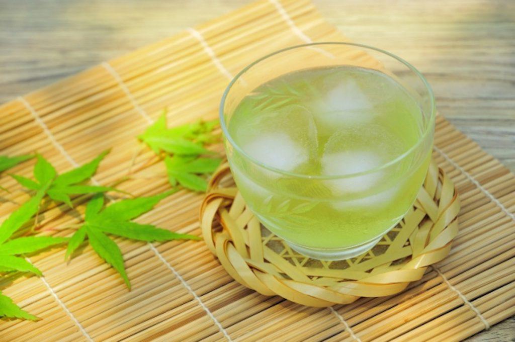 スーパーフード緑茶イメージ