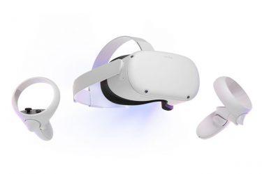 Facebook、33,800円からのオールインワンVRヘッドセット「Oculus Quest 2」