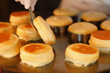ふわっふわ…♡ ホテルメイドのパンケーキの秋冬メニューをチェック!