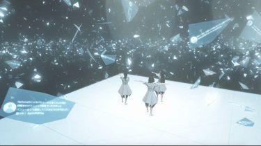 "『Perfumeメジャーデビュー15周年記念イベント""P.O.P"" Festival』を約7時間にわたり配信!"
