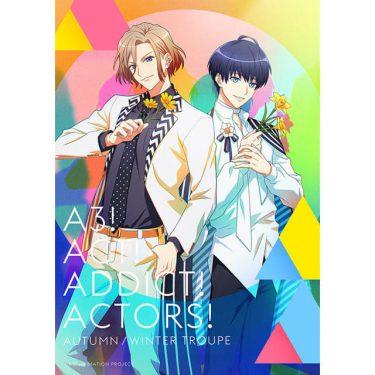 TVアニメ『A3!』、SEASON AUTUMN&WINTER のビジュアルとOP主題歌のジャケ写