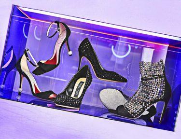 【伊勢丹新宿店】JUJUとのコラボ企画「YOUR STORY ~talkative heels~ selected by Theater JUJU」が9月30日から