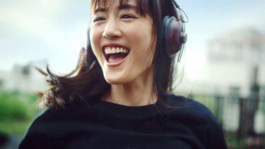 綾瀬はるか、音楽に合わせてベランダで楽しくダンス! 『コカ・コーラ ゼロ』新TVCM放送開始