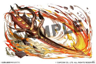 「パズル&ドラゴンズ」にて「モンハン」コラボ第5弾が8月31日より開催!ムフェト・ジーヴァの狩猟がいよいよ解禁