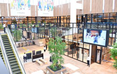 グランエミオ所沢、2日に全面開業 所沢駅直結の商業施設、新エリアにTSUTAYAなど49店舗出店