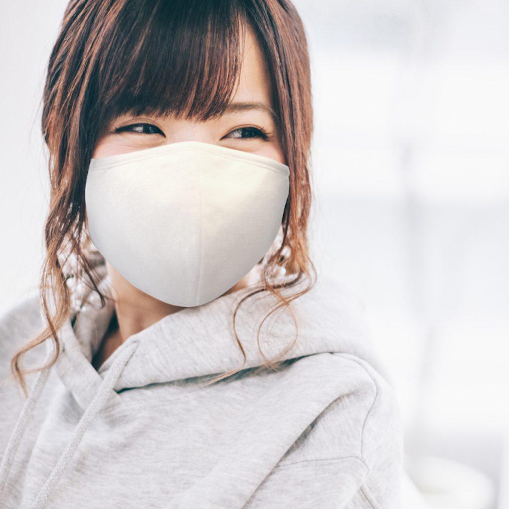 ナノ抗菌バンブーマスク