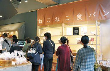 猫好き大行列 ねこねこ食パンが開店