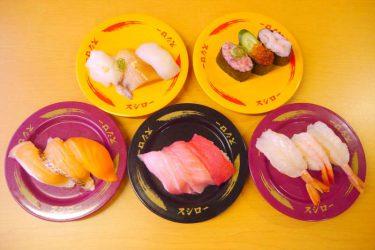 お得すぎ!! スシロー「三貫盛り祭」が15貫で800円 – 全部食べてみた