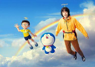 菅田将暉 新曲「虹」が映画『STAND BY ME ドラえもん 2』主題歌に決定!