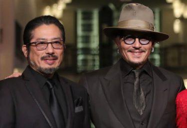 ジョニー・デップ主演、水俣病を描く新作『Minamata』予告編が公開