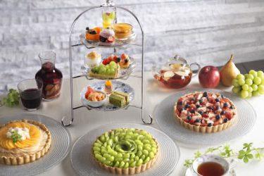 シェラトン都ホテル大阪、「FRUIT GARDEN 山口果物」とのコラボメニュー販売