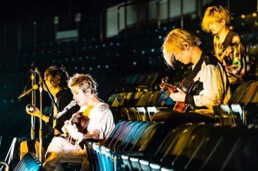 ONE OK ROCK、オンライン生配信ライブで新曲「Wonder」披露