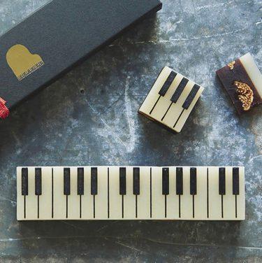 SNSで人気!湯布院発・ピアノ鍵盤をモチーフにした「ジャズ羊羹」…音楽愛がぎっしり詰まった逸品