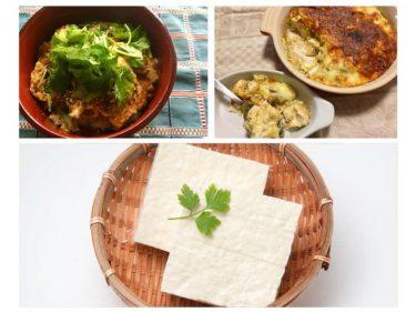 キャンプで作りやすい!ボリューム満点「豆腐」レシピ2選 「湯豆腐」のおすすめトッピングも