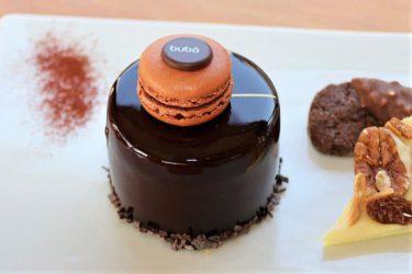 世界一のチョコレートケーキをどうぞ 「スパイス」香る大人の甘味「シャビーナ」