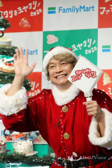 香取慎吾、今年のXマスは「日本一になった仲間とパーティ」