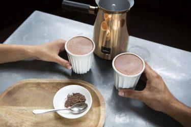自宅でホットチョコレートを! ホテルショコラ「ベルベタイザー」が日本上陸