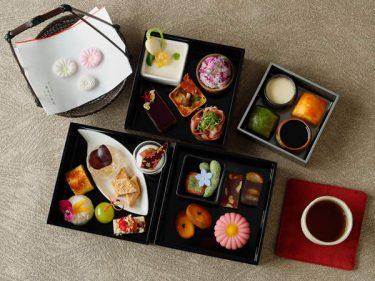変わり種で楽しい!東京のホテルで味わえる最旬アフタヌーンティー3選
