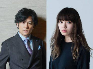 稲垣吾郎&二階堂ふみら登壇! 『ばるぼら』舞台挨拶ライブビューイング決定