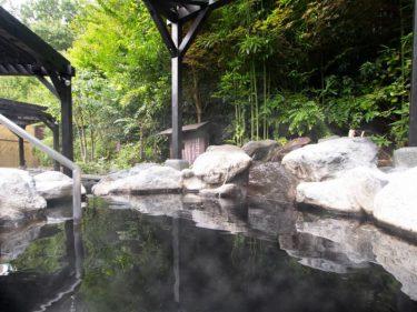 東京・多摩境天然温泉「森乃彩」日帰り温泉施設が町田市にオープン!源泉掛け流しの黒湯の露天風呂も